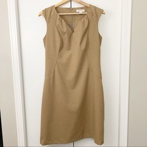 Coldwater Creek Fitted Curvy Dress Flattering